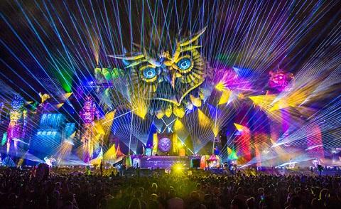 Lễ hội âm nhạc ở San Diego, Mỹ