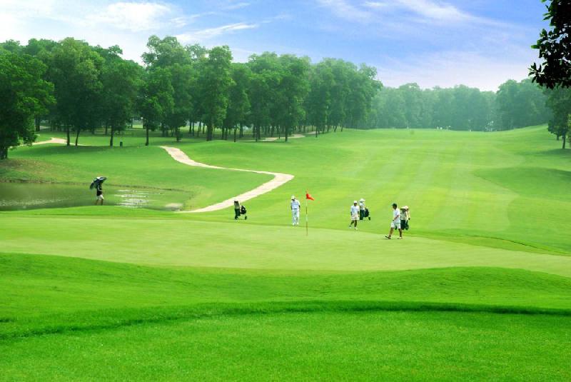 Những sân golf ấn tượng nhất Việt Nam