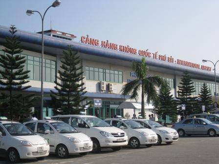 Vé máy bay  Phú Quốc đi Phú Bài