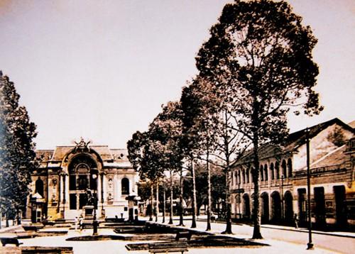 Phố xưa Sài Gòn trong mắt người nước ngoài