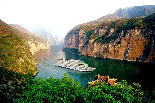 Sông Dương Tử, Trung Quốc