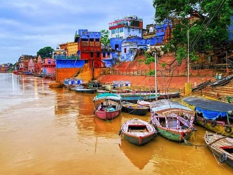 Sông Hằng - dòng sông linh thiêng của người Hindu giáo