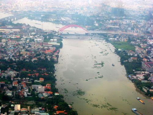 Sông Mekong, Việt Nam - Campuchia