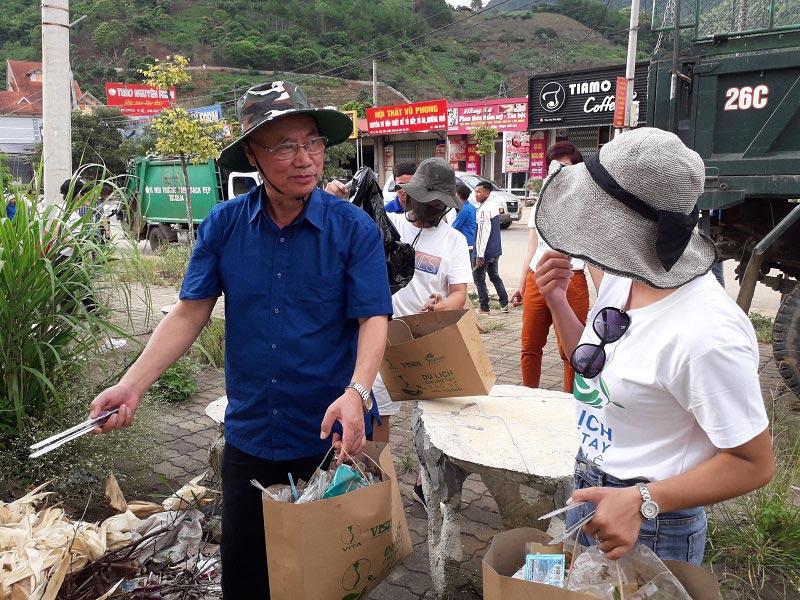 du lịch bảo vệ môi trường Sơn La