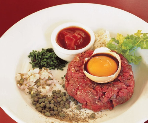 Món Steak kiểu Pháp