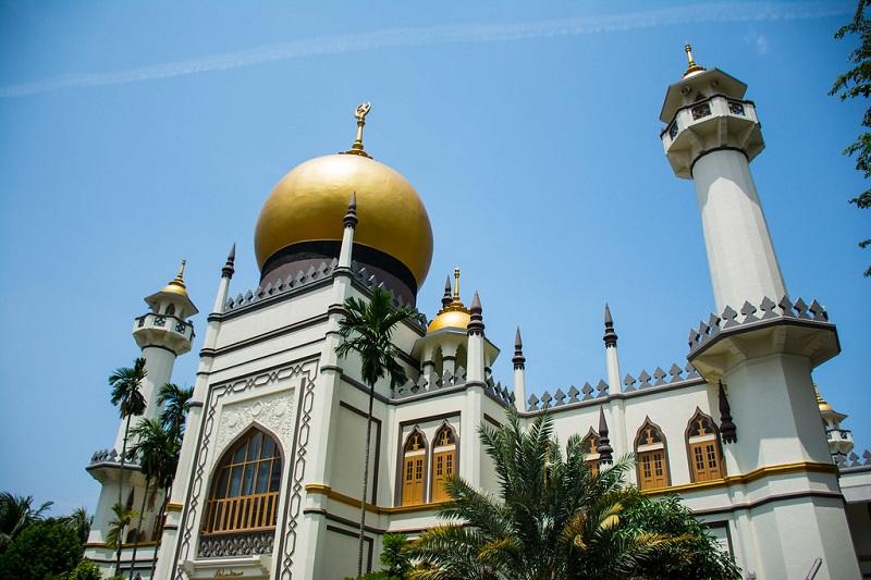 Nhà thờ Hồi giáo Nhà nước Sultan Abu Bakar, Johor
