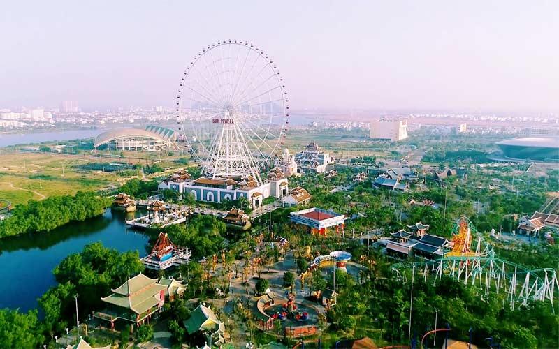 Image result for sunworld da nang