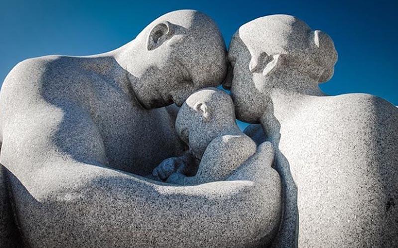 Những tác phẩm điêu khắc độc đáo nhất trên thế giới