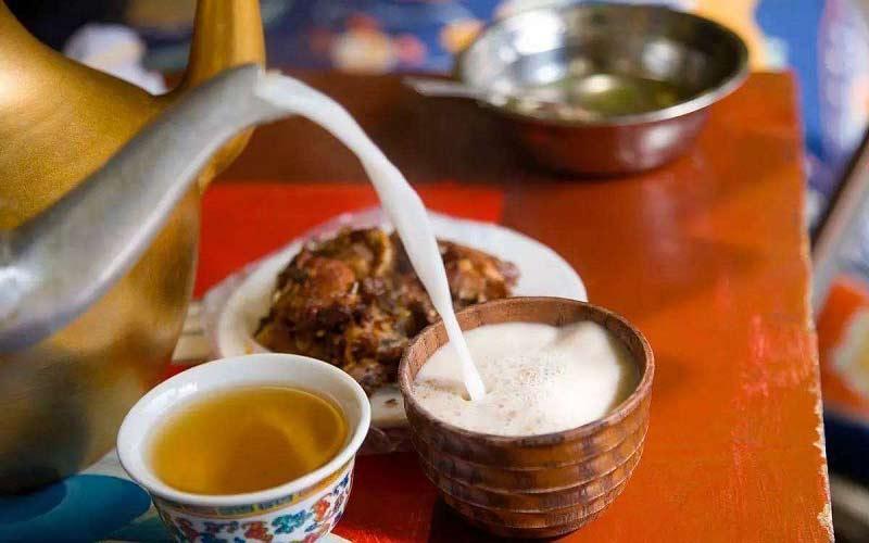 nguyên tắc ăn uống ở Tây Tạng