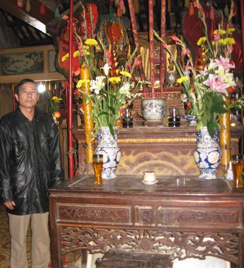 Đền thờ Mẹ Nằm