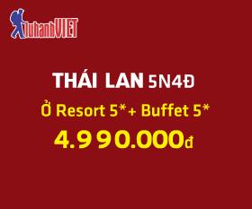 Du lịch Thái Lan khuyến mãi