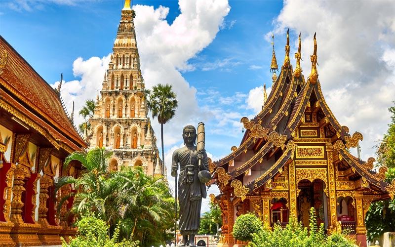 khách nhập cảnh Thái Lan