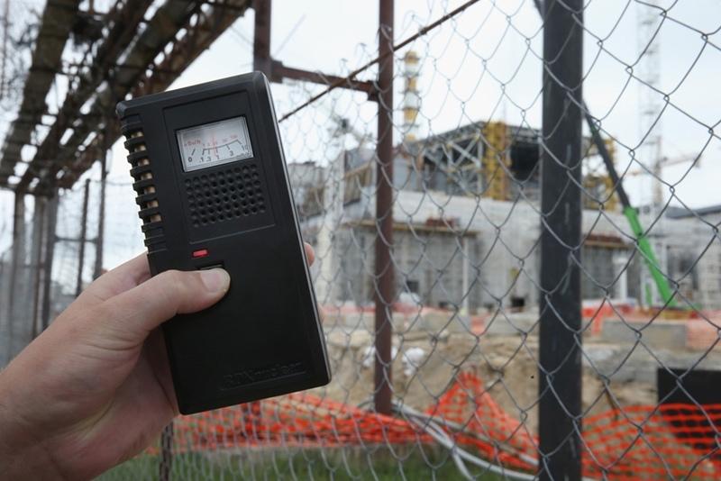 Ngưỡng bức xạ kiểm tra ở Pripyat được cho là an toàn với con người