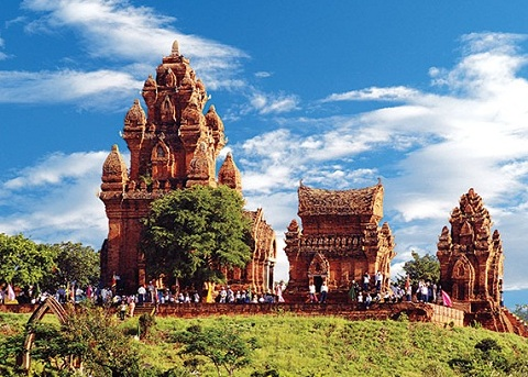 Tháp chăm Bình Thuận