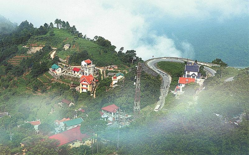 Thị trấn Tam Đảo