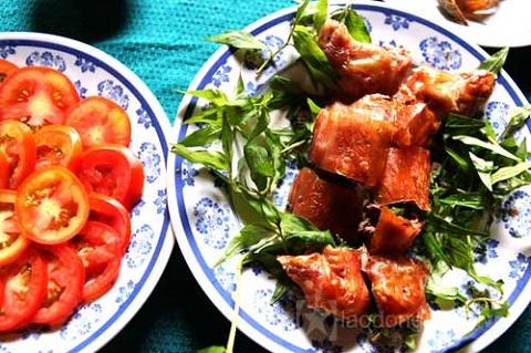 Thịt chuột nhum Cao Lãnh