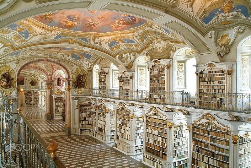 thư viện đẹp nhất thế giới