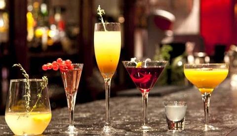 Các loại thức uống đặc biệt tại Bamboo2 Bar