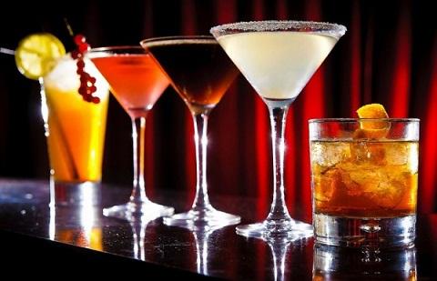 Những loại thức uống đặc biệt tại Golden Pine Bar