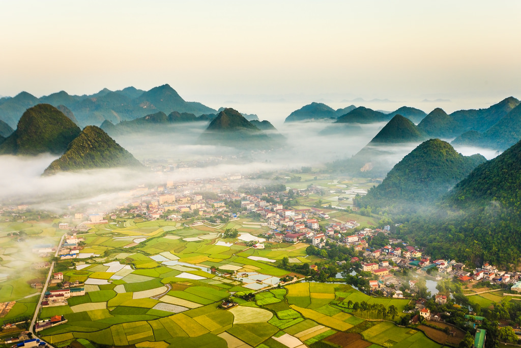 Image result for thung lung bac son
