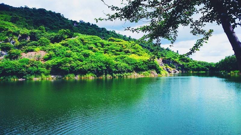 Thung lũng Ma Thiên Lãnh điểm phượt mới hút giới trẻ Sài Thành