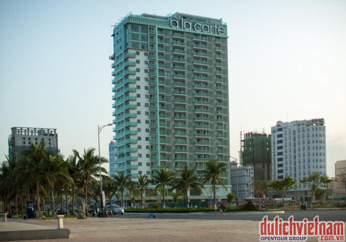 Tổng quan khách sạn A La Carte Đà Nẵng