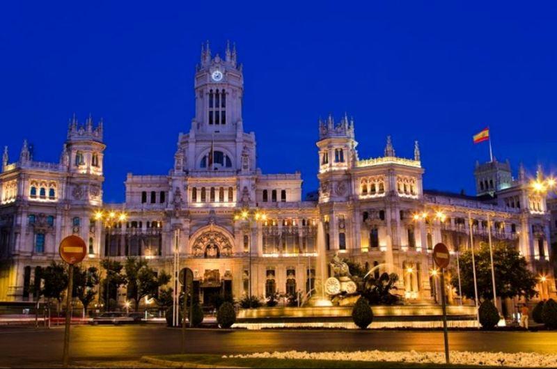 Kết quả hình ảnh cho du lịch Madrid