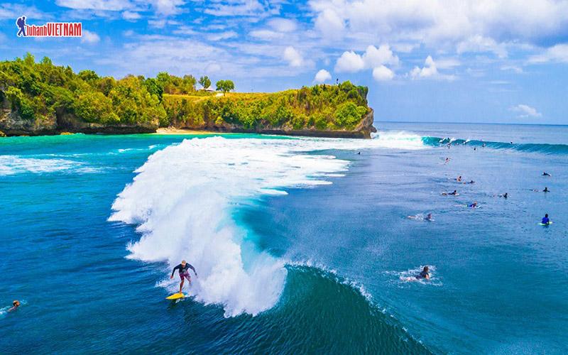 Khám phá Bali 4 ngày, dịch vụ 4 sao chỉ từ 7,9 triệu đồng