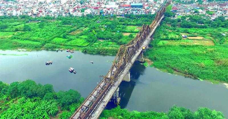 Sắp ra mắt tour ngắm cảnh Hà Nội và vùng Bắc bộ bằng trực thăng