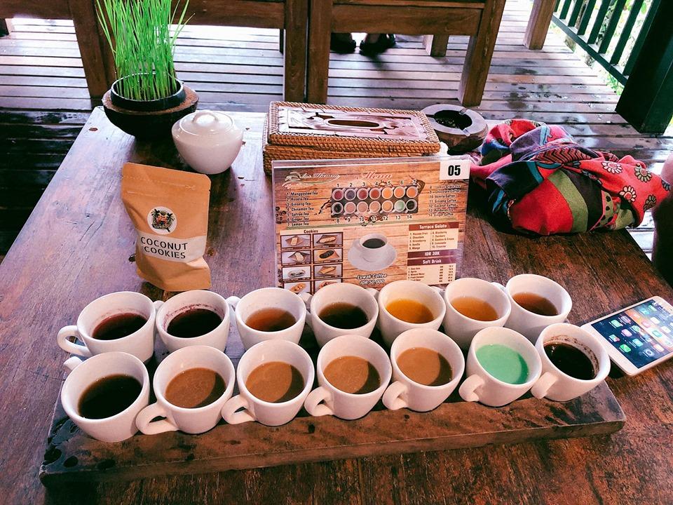 Cafe Alas Harum Bali