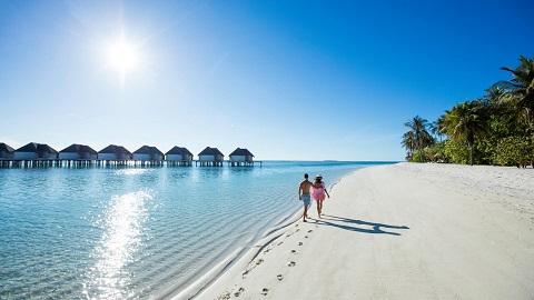 Maldives địa điểm được nhiều đôi tình nhân yêu thích