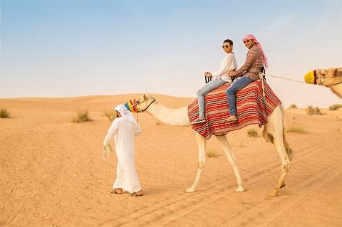 Thám hiểm sa mạc Safari, Dubai
