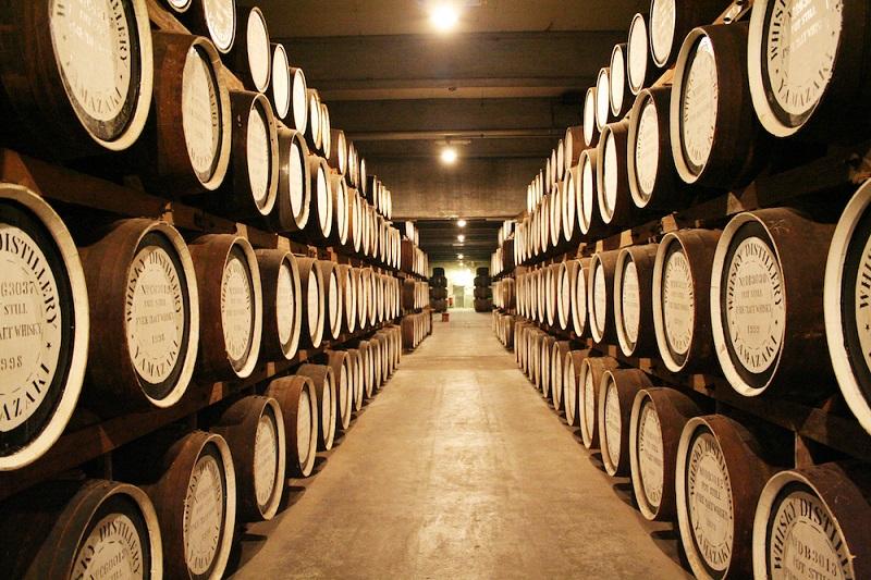 Nhà máy rượu Suntory Yamazaki Whisky