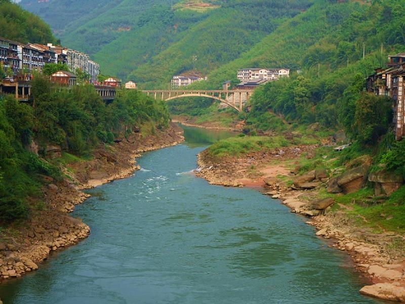 Bính An - thị trấn 2000 tuổi