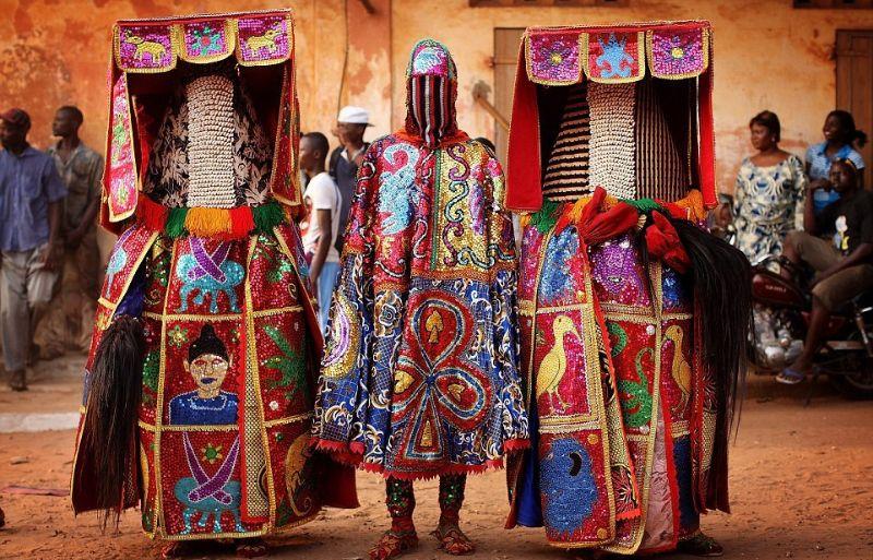 trang phục truyền thống độc đáo nhất thế giới