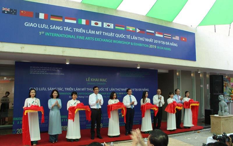 triển lãm mỹ thuật Đà Nẵng