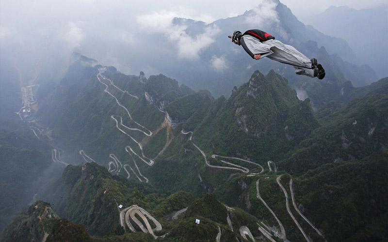 Ngắm ảnh đẹp chốn bồng lai tiên cảnh Trương Gia Giới - Trung Quốc