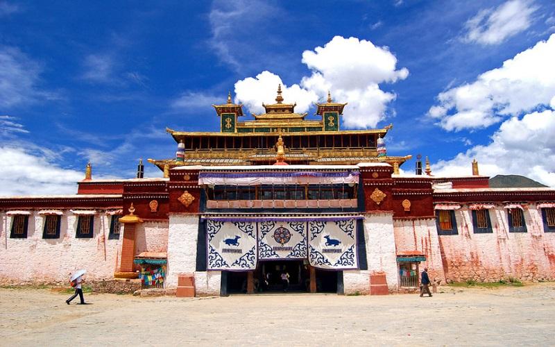 Tu viện Samye - Cái nôi cua Phật giáo Tây Tạng