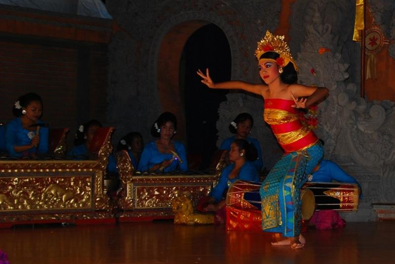 Cuộc sống về đêm ở Ubud với những trải nghiệm độc đáo