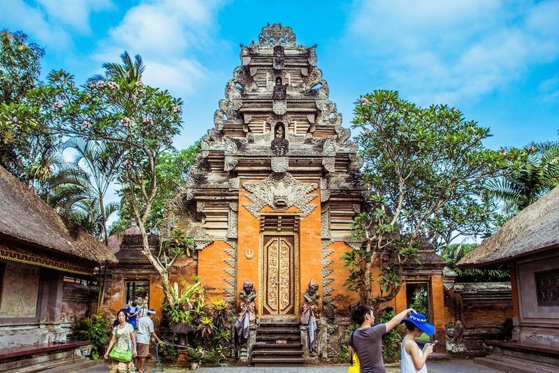 Trải nghiệm văn hoá Bali chỉ với 48 giờ tại Ubud