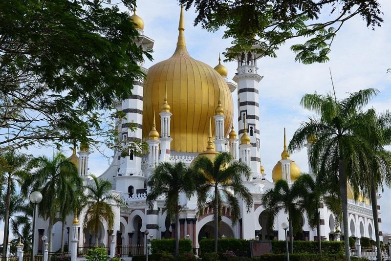 Nhà thờ Hồi giáo Ubudiah, Kuala Kangsar
