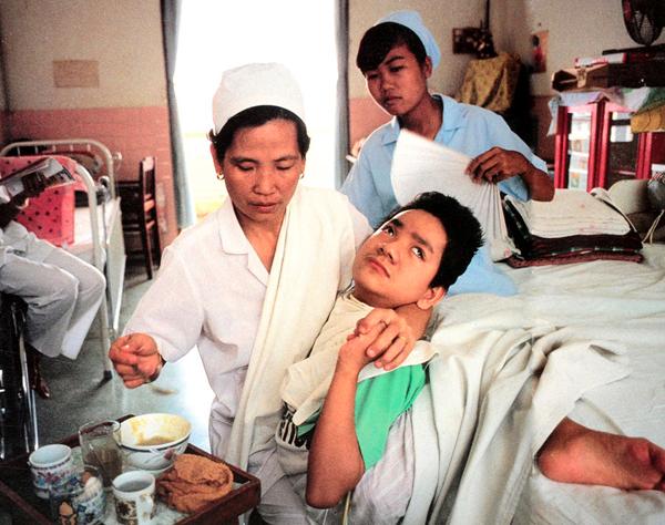 Việt Nam bình dị năm 1993