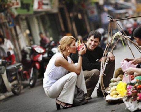Cuộc sống vỉa hè ở Việt Nam trong mắt người nước ngoài