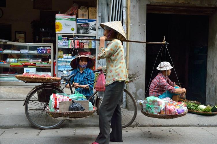Phó nháy Tây chia sẻ những hình ảnh chỉ có ở Việt Nam
