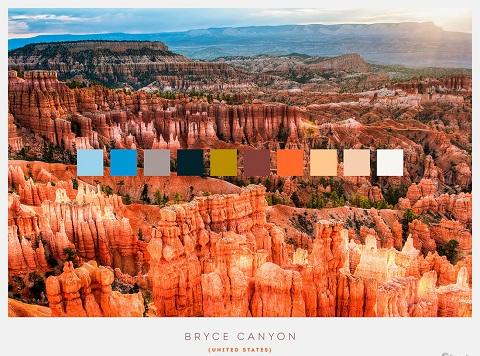 Bryce được cho là hẻm núi đẹp nhất nước Mỹ