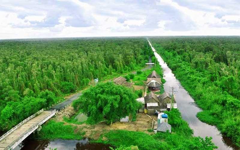 Dự án phát triển du lịch sinh thái tại Vườn Quốc gia U Minh Thượng
