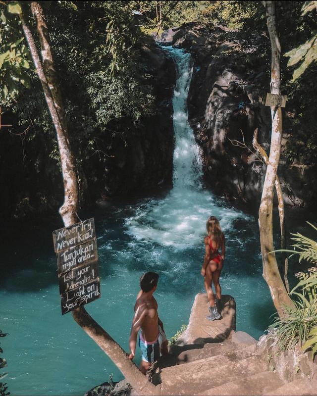 7 thác nước tuyệt đẹp ở thiên đường Bali