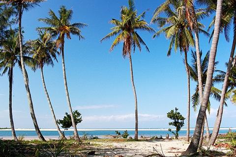 Nét bình yên tại xã đảo Tam Hải