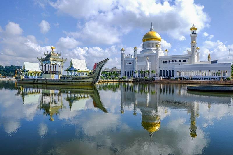 xứ sở Hồi giáo