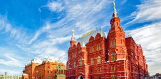 Những địa điểm du lịch nổi tiếng nhất tại Moscow